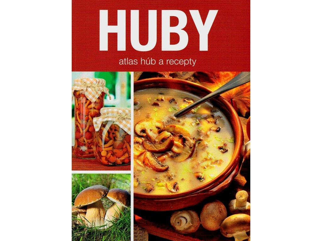 Huby atlas a recepty v800