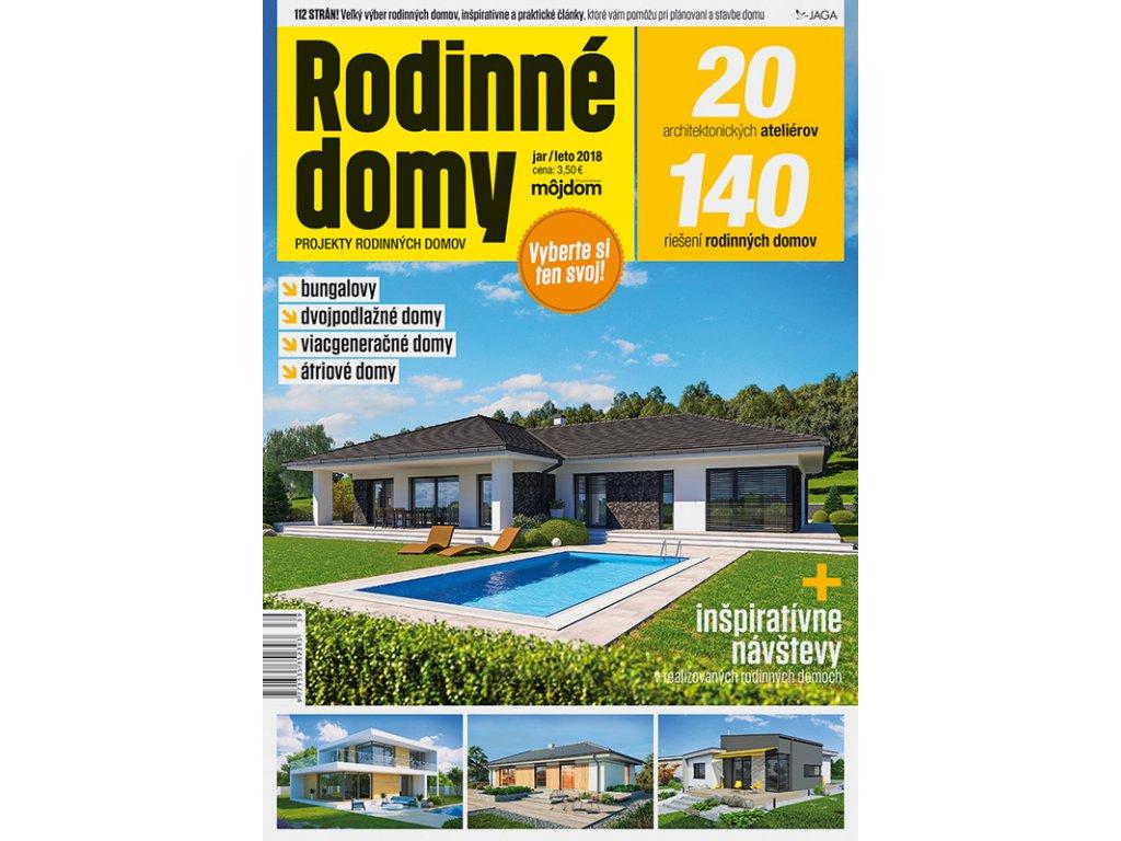 Rodinne Domy Jar Leto 2018 Jagastore Sk