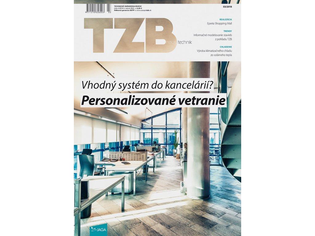 TZB Haustechnik 2018 03 - JAGASTORE.sk 256f64f600d
