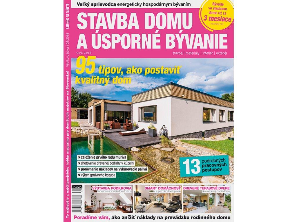 cac9e6240 Stavba domu a úsporné bývanie - JAGASTORE.sk