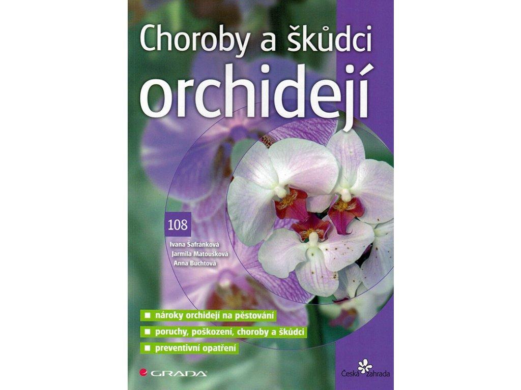 Choroby a skudci orchideji v800