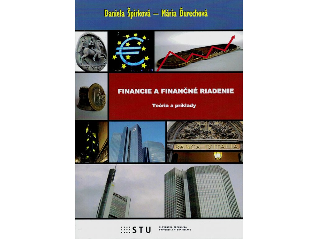 Financie a financne riadenie v800