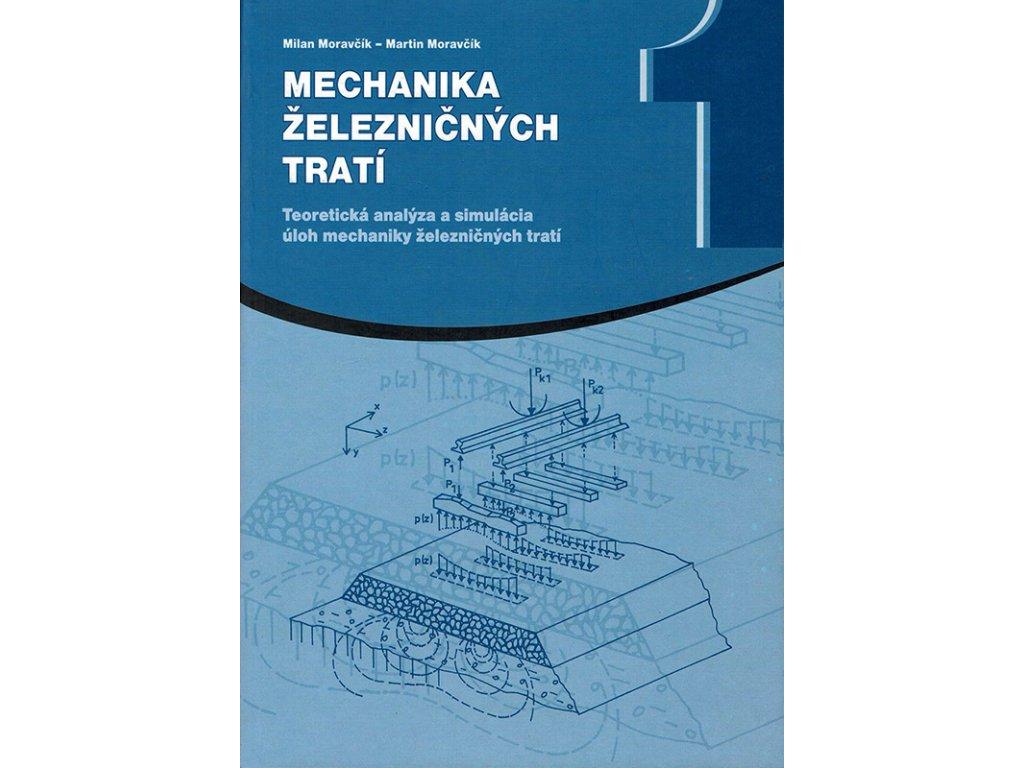 Mechanika zeleznicnych trati 1 v800