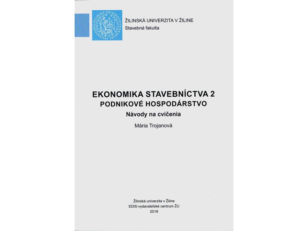 Ekonomika stavebnictva 2 v800