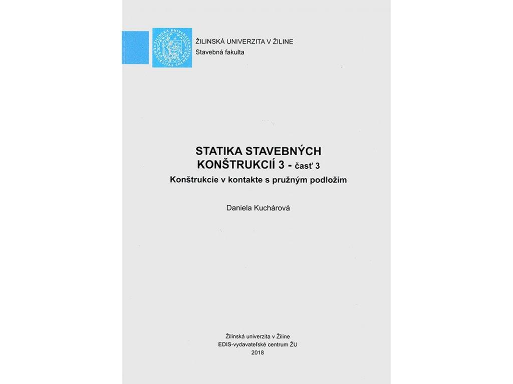 Statika staveb konstrukcii 3 3 v800