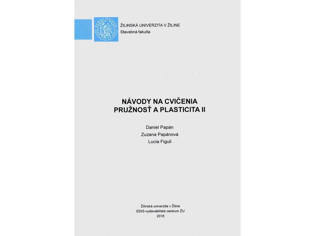 Pruznost a plasticita 2 NNC v800