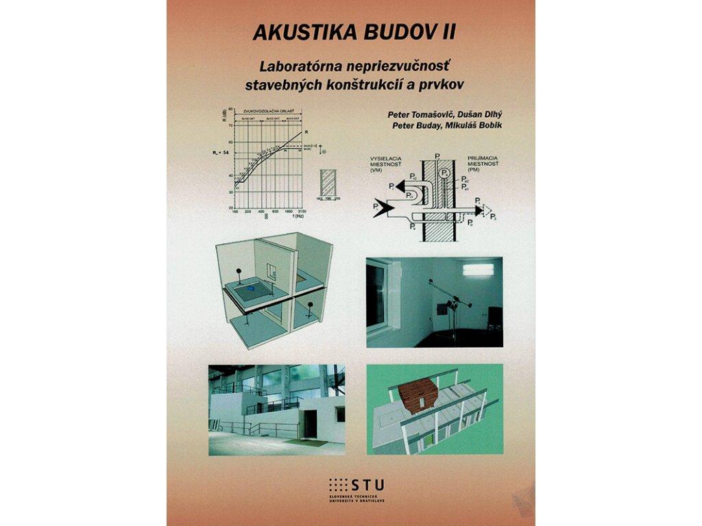 Akustika budov 2 v800