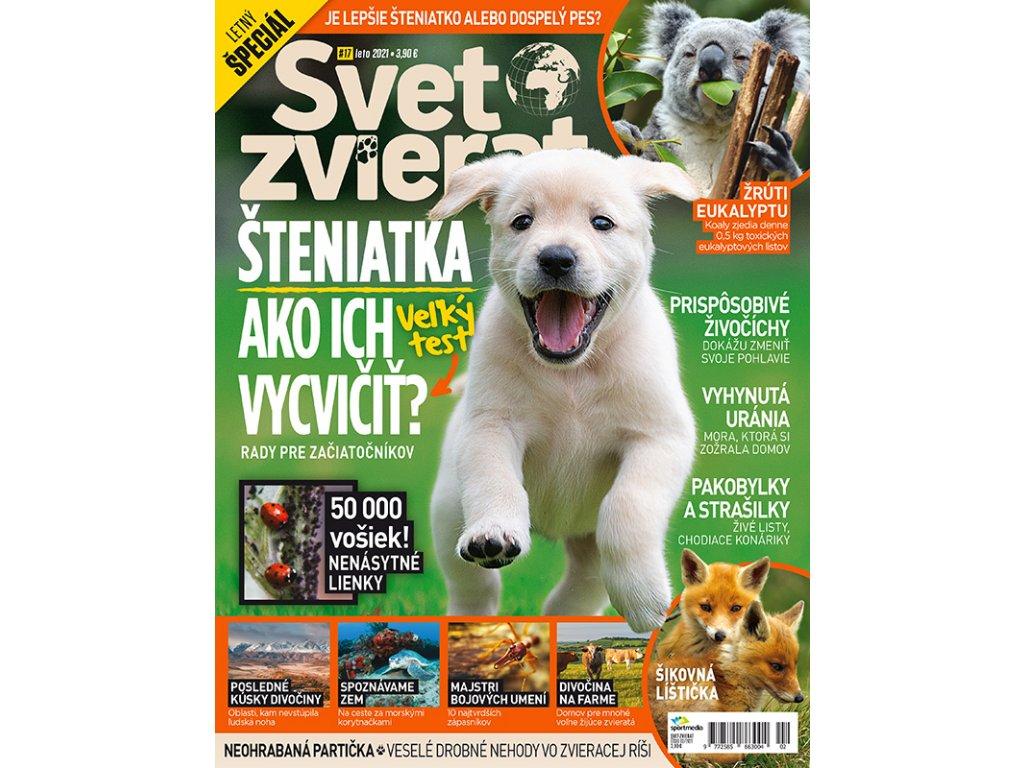Svet zvierat 2021 02 v800