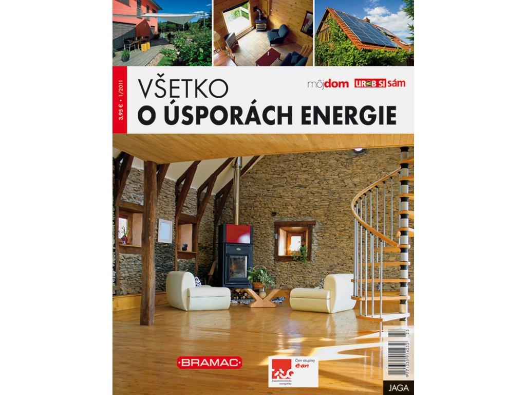 Vsetko o usporach energie v800