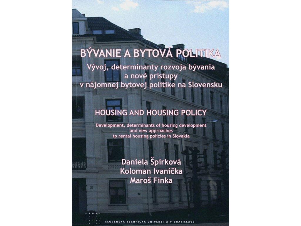 Byvanie a bytova politika v800