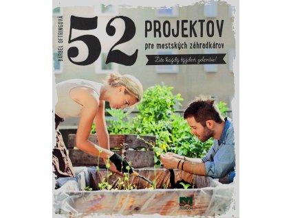 52 projektov pre zahradkarov v800
