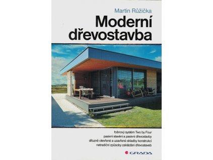 Moderni drevostavba Grada v800