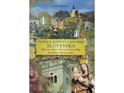 Zvonice kostoly kalvarie Slovenska v800