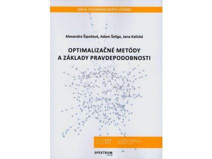 Optimalizacne metody a zaklady pravdepodobnosti v800