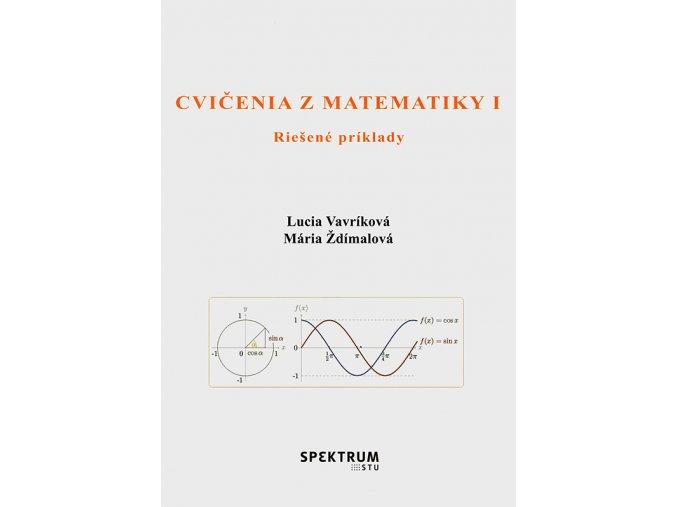 Cvicenia z matematiky 1 RP v800