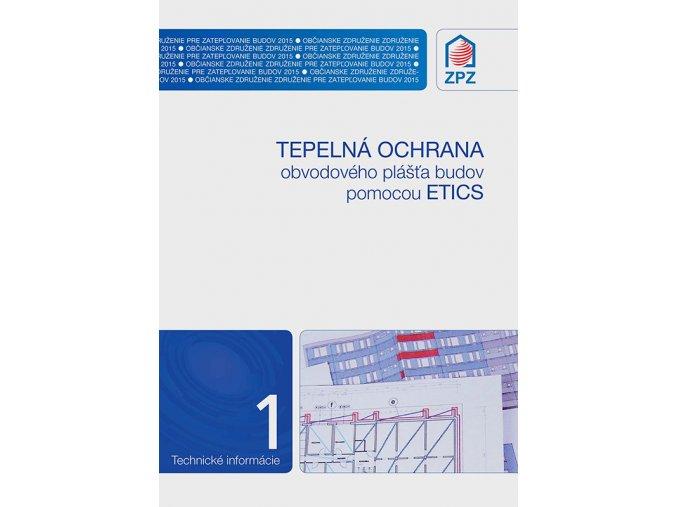 TI 01 Tepelna ochrana ETICS
