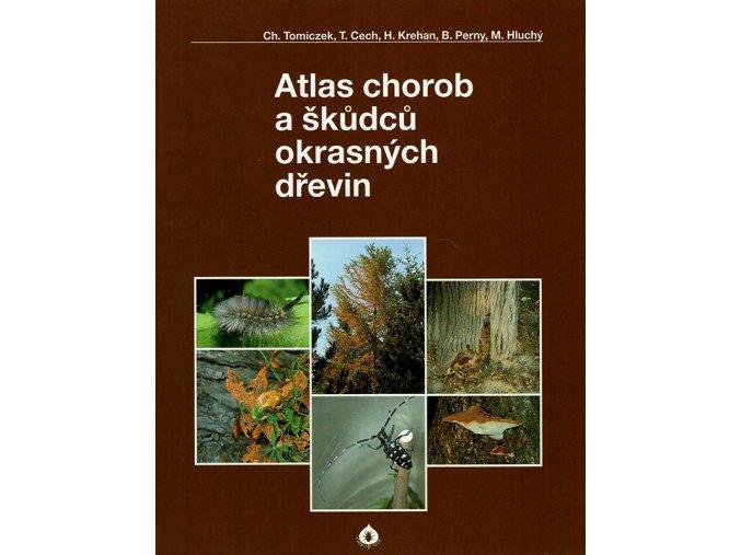 Atlas chorob a skudcu okras drevin v800