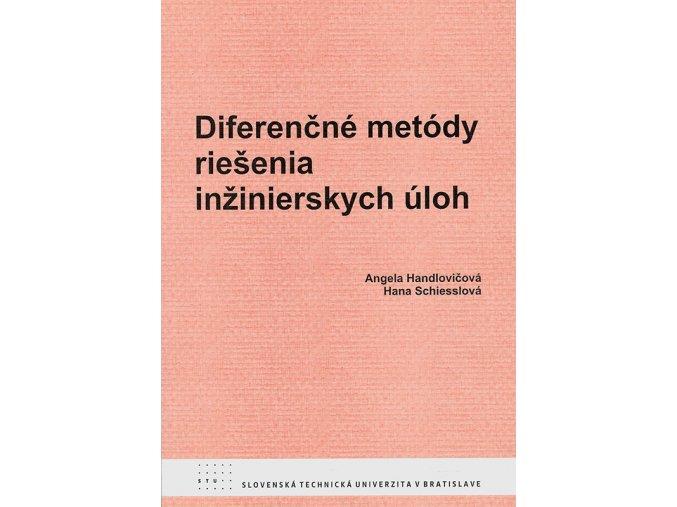 Diferencne metody riesenia inzinierskych uloh v800