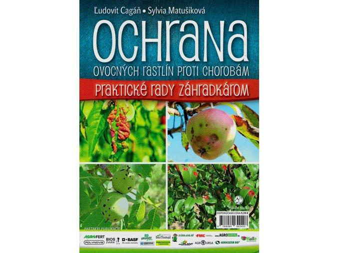 Ochrana ovocnych rastlin proti chorobam v800