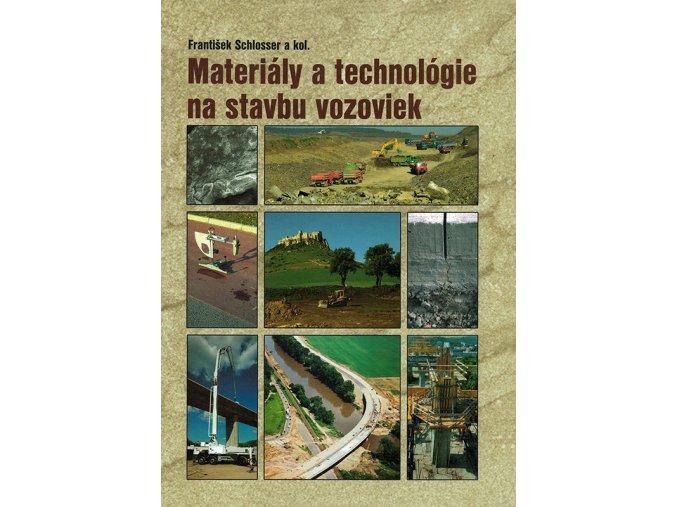 Materialy a technologie na stavbu vozoviek v800
