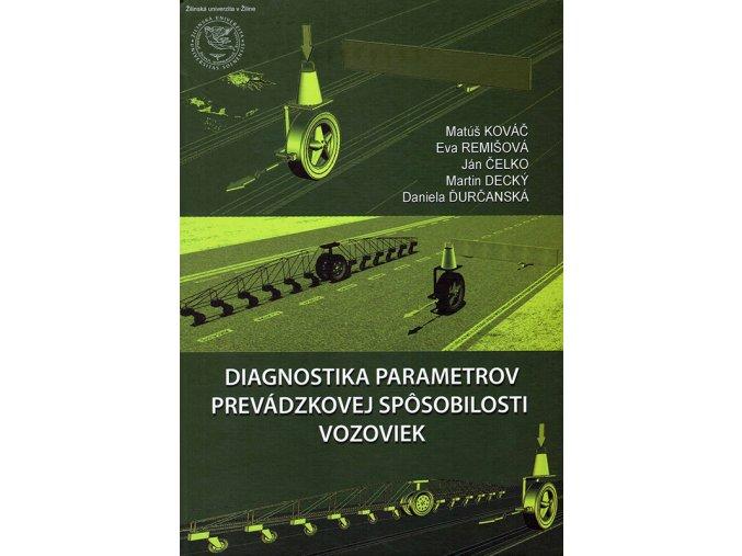 Diagnostika parametrov prevadzkovej sposobilosti vozoviek v800
