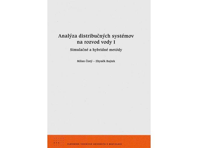 Analyza distribucnych systemov na rozvod vody 1 v800