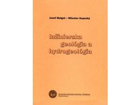 Inzinierska geologia a hydrogeologia v800