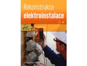 Rekonstrukce elektroinstalace v800