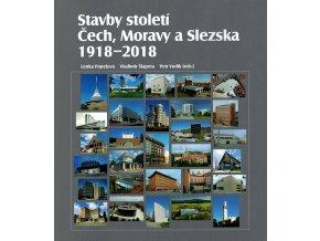 Stavby stoleti Cech Moravy Slezska v800