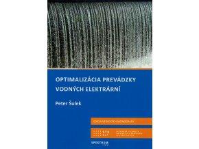 Optimalizacia prevadzky vodnych elektrarni v800