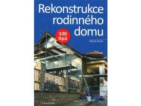 Rekonstrukce rod domu Grada v800