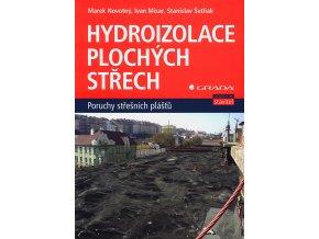 Hydroizolace plochych strech v800