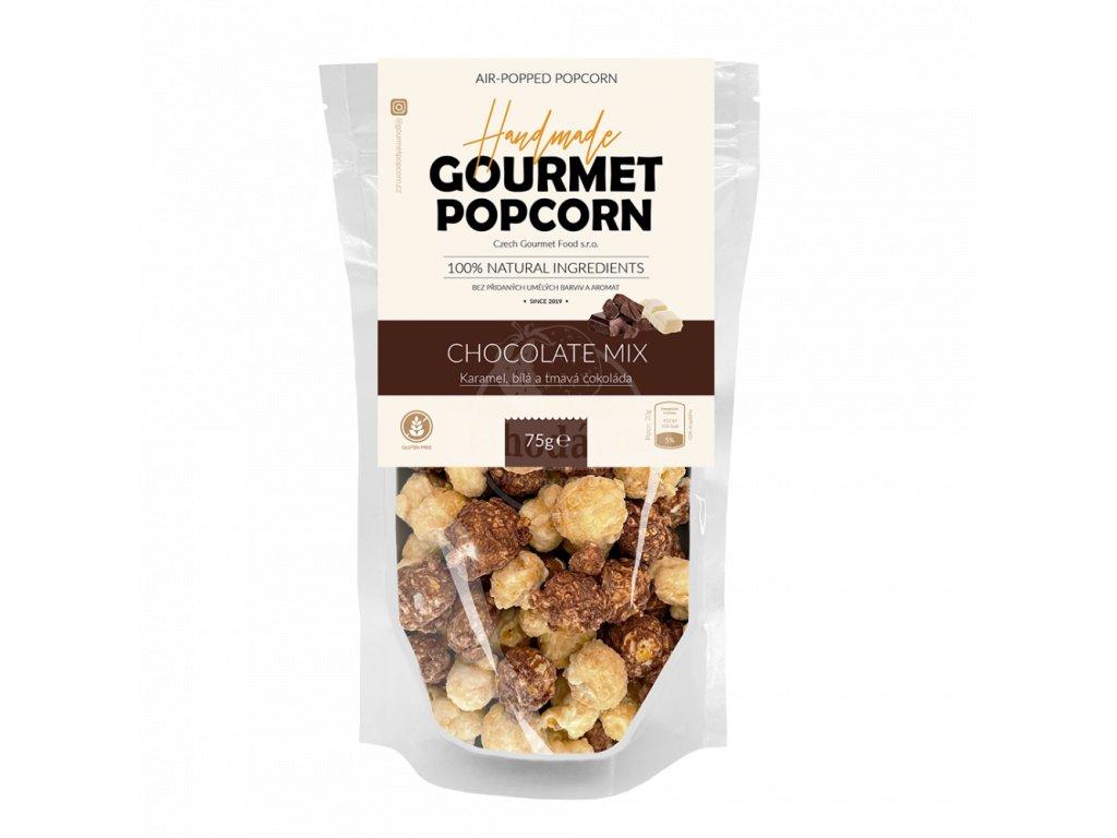 chocolate mix packshot