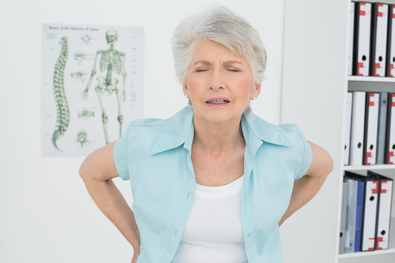 Léčba bolesti zad bez nežádoucích účinků