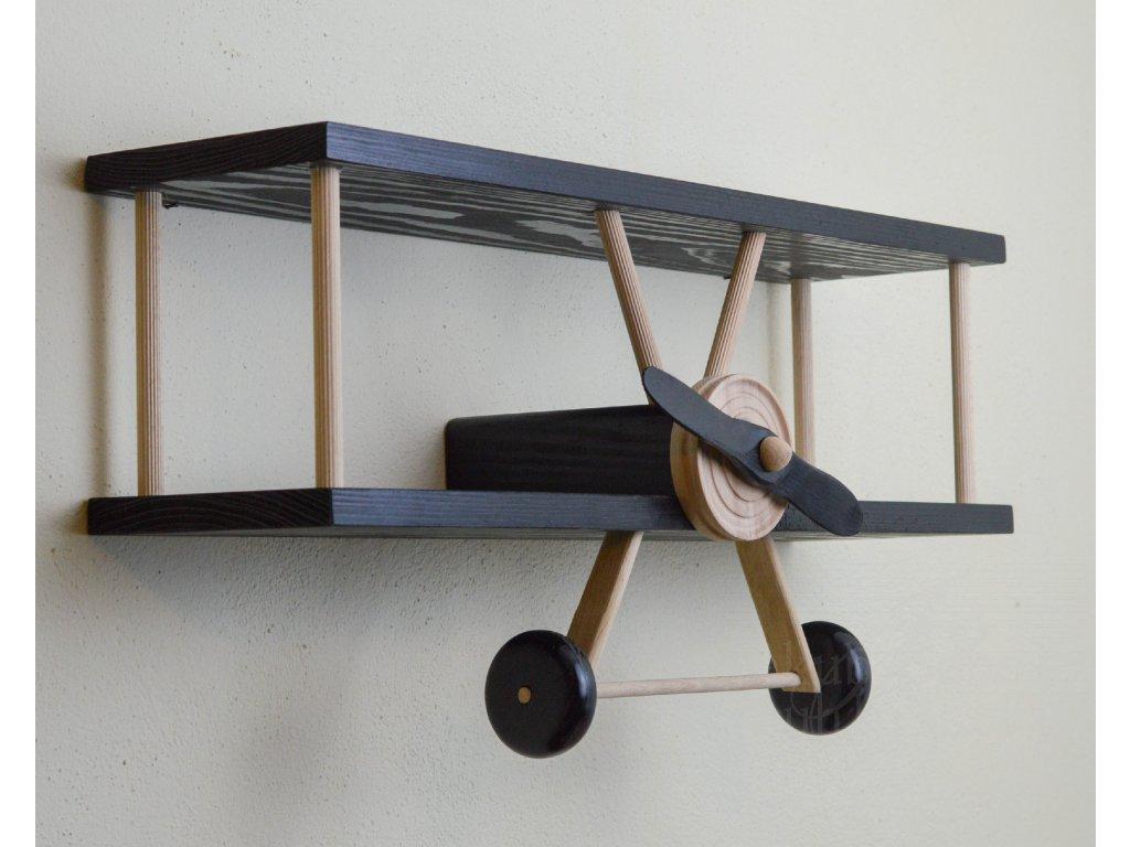 Polička letadlo