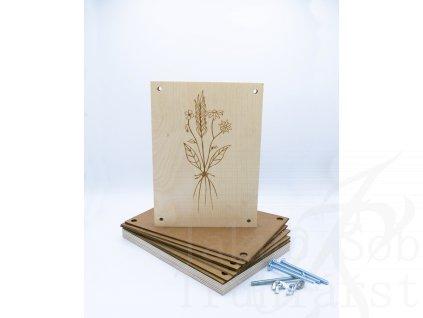 lis na květiny,listy,herbář