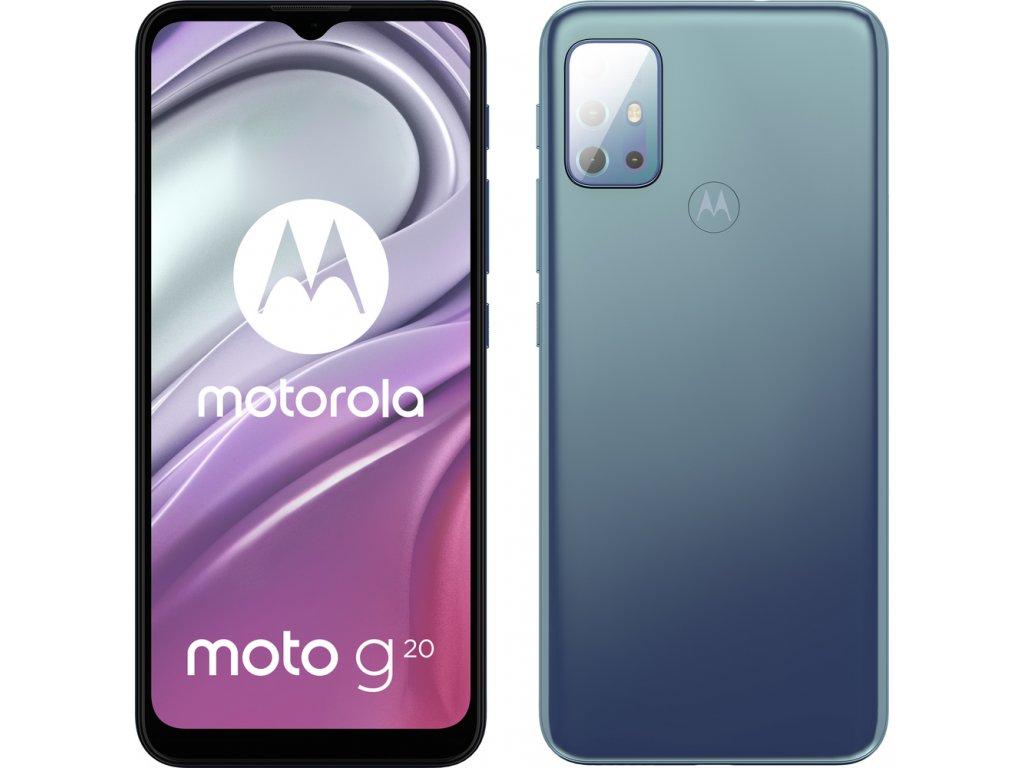 Moto G20 4+64GB DS Breeze Blue MOTOROLA