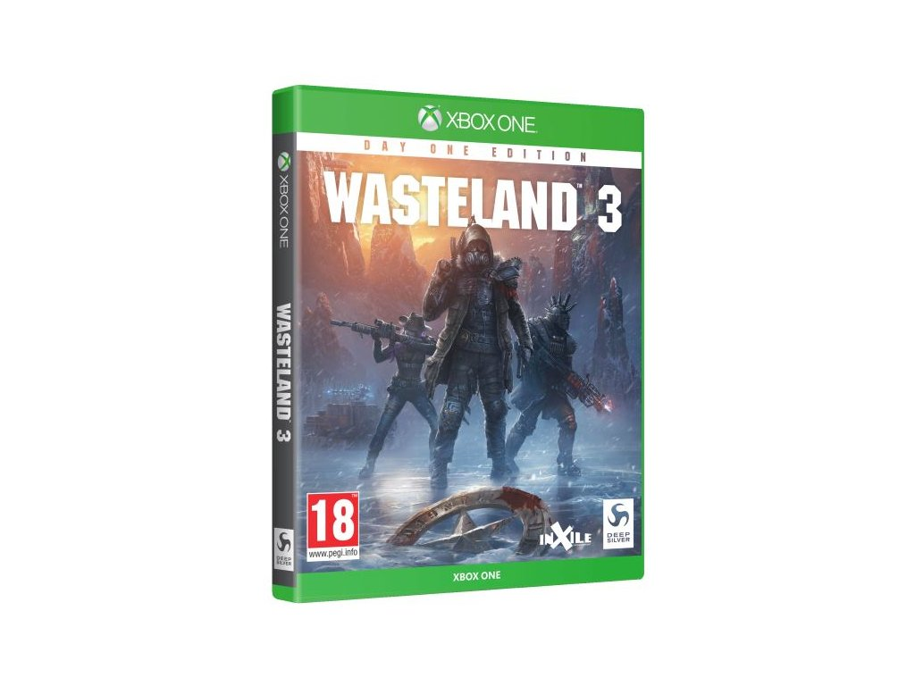 XONE Wasteland 3 Day One Edition