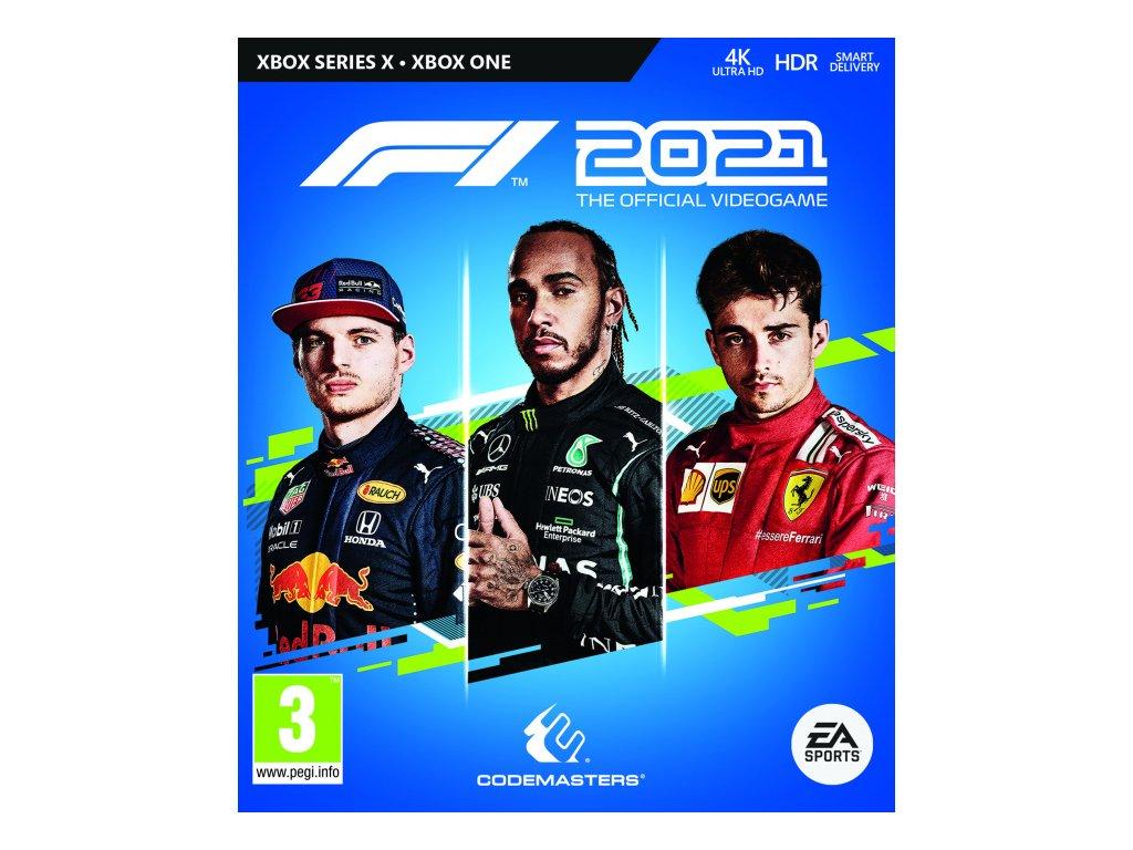 XONE F1 2021