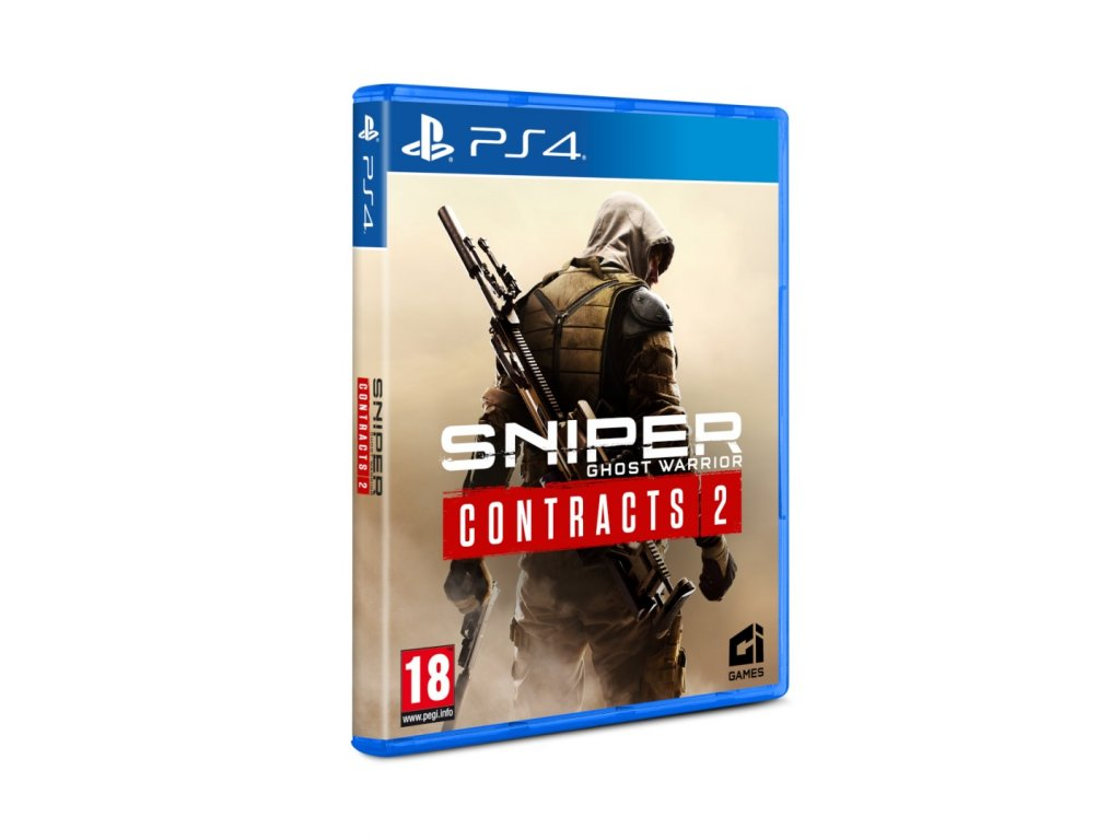 PS4 Sniper: Ghost Warrior Contracts 2