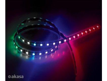AKASA - magnetická RGBW LED páska - Vegas MBW