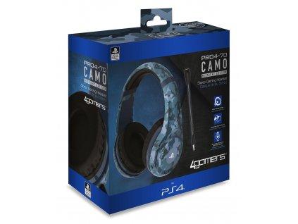 4Gamers PRO4-70 Stereo herný headset