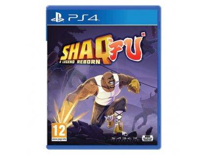 PS4 Shaq Fu: A Legend Reborn