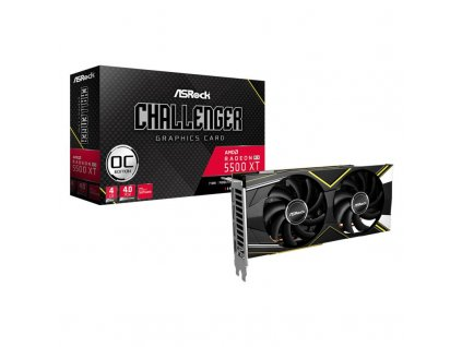 ASROCK RX5500XT CHALLENGER 4GB grafická karta