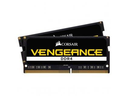 CORSAIR VENGEANCE 32GB DDR4-2400MHz SODIMM CL16, 2x16GB
