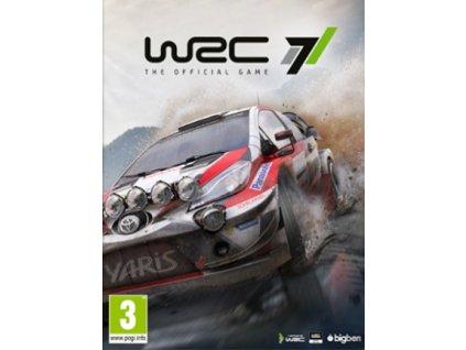 WRC 7 (PC) Steam Key