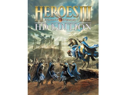 Heroes of Might & Magic III HD Edition (PC) Steam Key