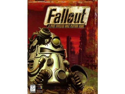 Fallout: A Post Nuclear Role Playing Game (PC) Steam Key