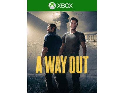 A Way Out XONE Xbox Live Key