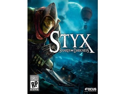 Styx: Shards of Darkness XONE Xbox Live Key
